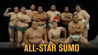 2014 ALL-STAR SUMO Tournament