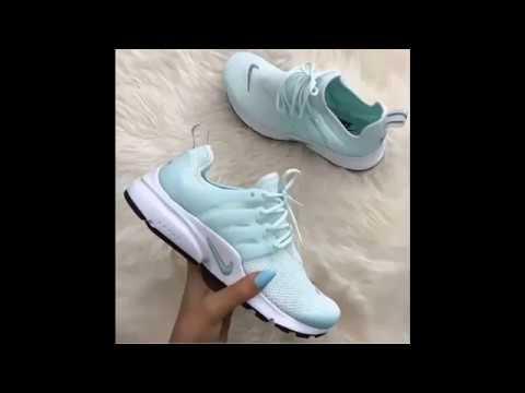 0e69cbba8 أروع أحذية رياضية للنساء موضة 2018 2019 Women's sports shoes ...