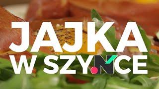 Jajka w szynce - Prosty przepis na obiad by Noizz Food