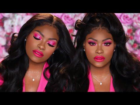 Pink on Pink on Pink Makeup Tutorial thumbnail
