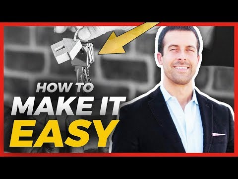 Working With Buyers: How to MAKE IT EASY
