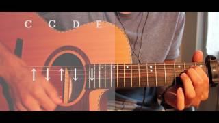 Ed Sheeran - Galway Girl Guitar tutorial (EASY)