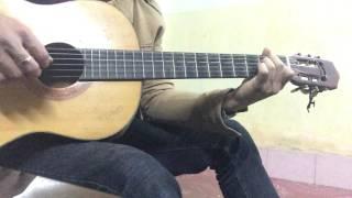 Phố Xa - Guitar Solo Cover by TuHoang