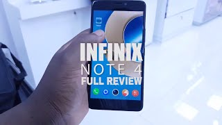 Infinix Note 4 Review - Is it worth it?