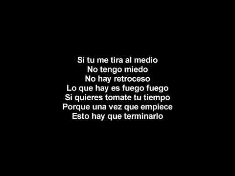 Yaga & Mackie ft. Tego Calderón – Fuego (Letra)
