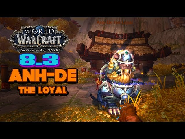 Anh-De the Loyal | 8.3 Rare Elites
