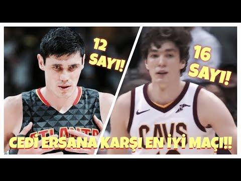 CEDİ ERSAN'A KARŞI! - CEDİ'DEN KARİYER REKORU!! - 2017-2018 Sezonu