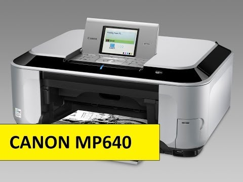 Canon MP640