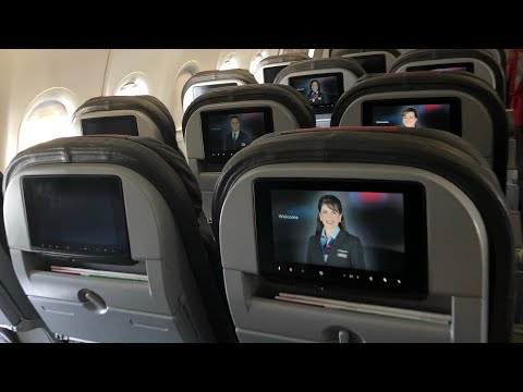 American Airlines A321 Economy Class Experience | Los Angeles (LAX) - Dallas/Ft. Worth (DFW)