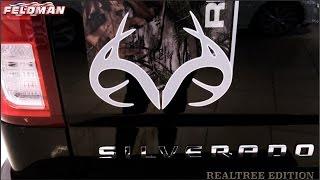2017 Silverado LTZ Realtree Edition