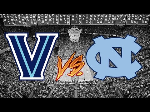College Basketball Championship Game in NBA 2K16! | Villanova vs North Carolina