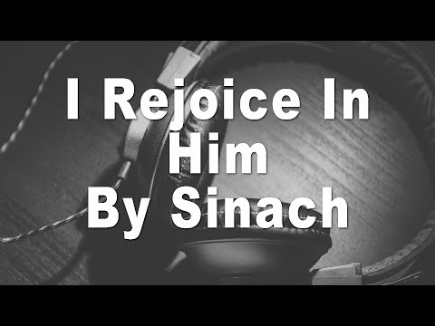 Sinach   I Rejoice In Him Instrumental Music & Lyrics