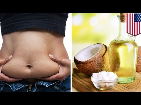 Coconut oil has loads of saturated fat that's linked to bad cholesterol, heart disease - TomoNews
