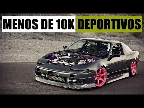 TOP 5 DEPORTIVOS POR DEBAJO DE US$10K   part #1