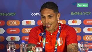 Ricardo Gareca y Paolo Guerrero hablaron en la previa del Perú vs Uruguay