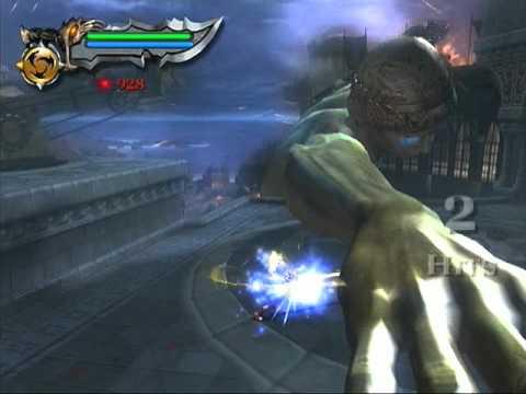 God Of War Gameplay [PS2] God of Wa...