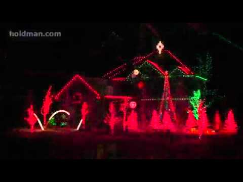 Best Musical Christmas Light Show