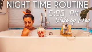 FALL NIGHT TIME ROUTINE 2019  | Prep for 5 AM Wake Up