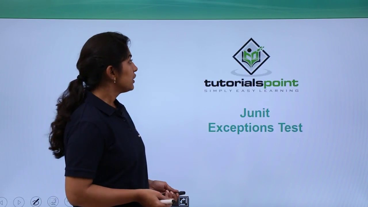 JUnit - Exception Test