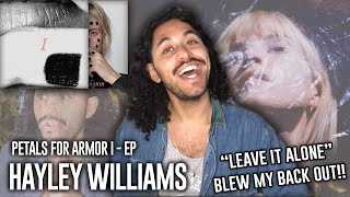 Hayley Williams - Petals For Armor I - EP REACTION/REVIEW