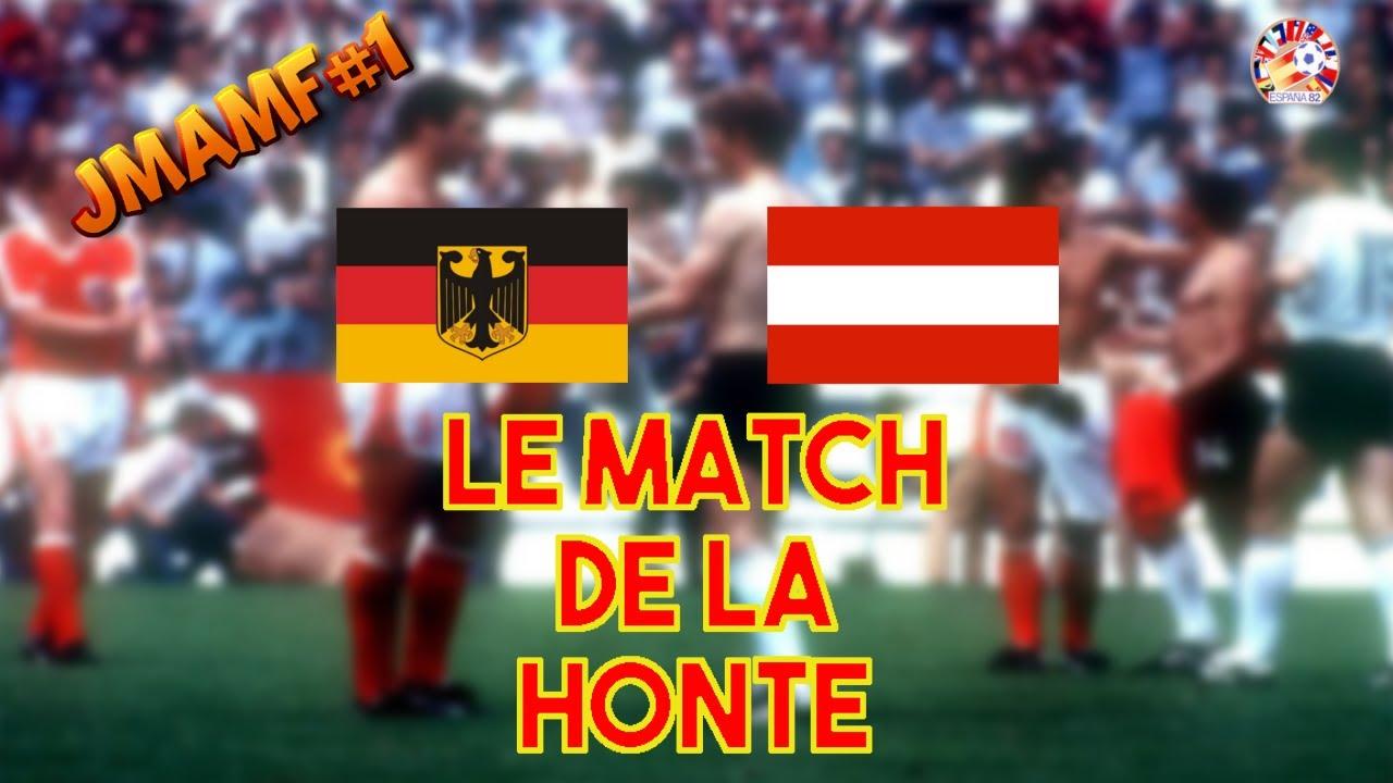 J 39 ai mal a mon foot 1 allemagne autriche coupe du monde 1982 le match de la honte youtube - Coupe du monde de foot 1982 ...