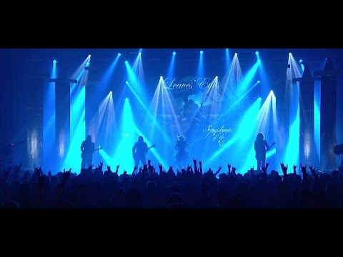 Leaves' Eyes Feat. Maite Itoiz - Symphony Of The Night