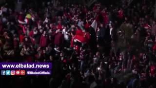 مصر والكاميرون.. ستاد المنصورة يمتلئ عن آخره لتشجيع المنتخب .. فيديو