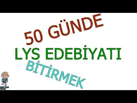 50 Günde Edebiyat  Tanzimat Edebiyatı-1