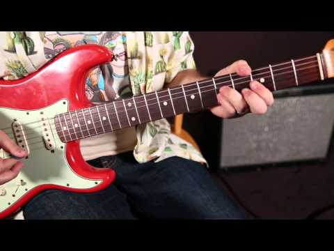 Red Hot Chili Peppers - Funky Monks - How to Play on Guitar - Lesson Tutorial RHCP Frusciante