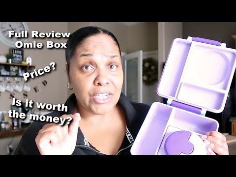 Omie Lunch Box Full Review | Is it worth the money? | RAISINGHALO