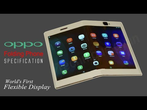 OPPO Foldable Phone With Flexible Display, Specification, My Opinions