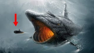 UNBELIEVABLE Submarines Facts & Stories