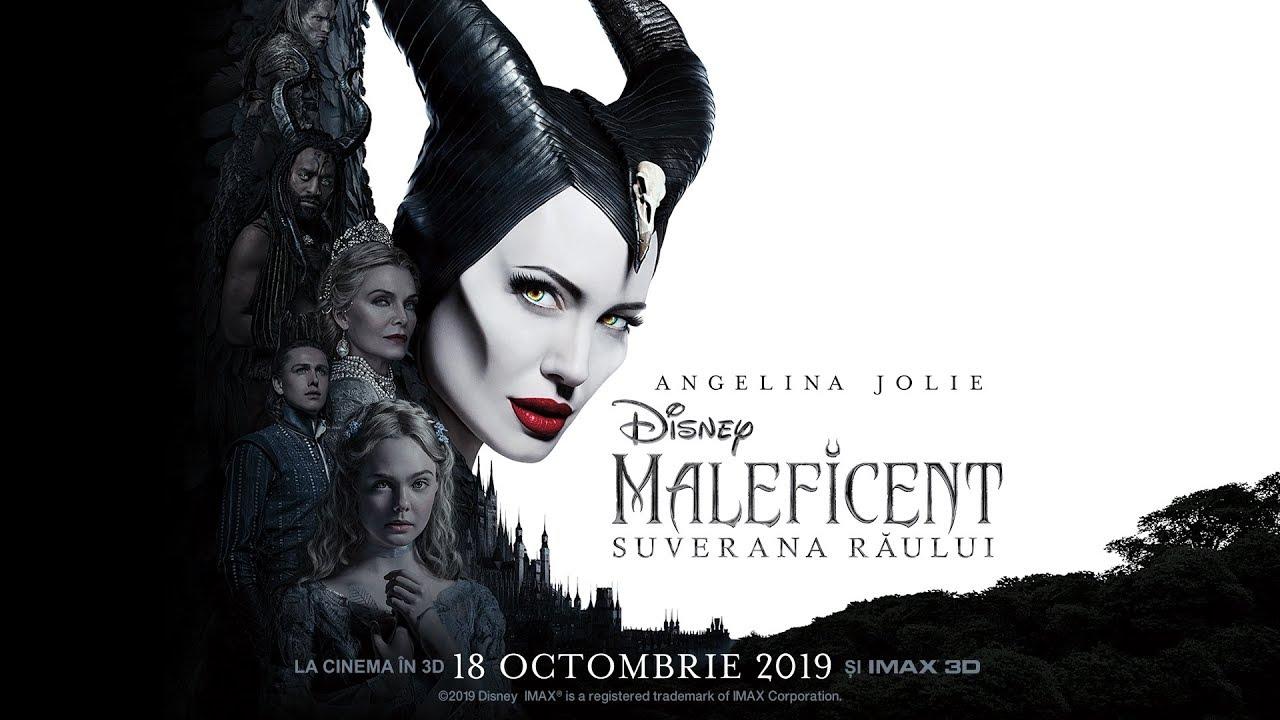 Maleficent 2 online subtitrat in romana