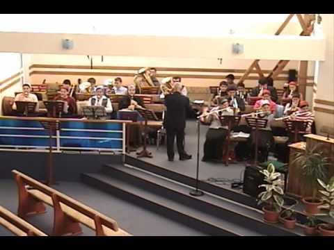 Inaugurarea fanfarei Betel - Te iubesc Isuse
