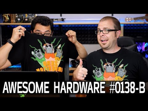 Awesome Hardware #0138-B: 18-Core Skylake-D, Falcon Heavy Launch & New Win10 Versions
