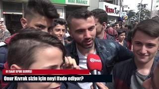 Onur Kıvrak Trabzonspor taraftarları için neyi ifade ediyor?