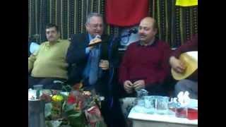 İstanbul Mahmut Coşkunses Eyvan Sıra Odası - Yaşar Tufan Bu Handan Kervan İşler (uh)