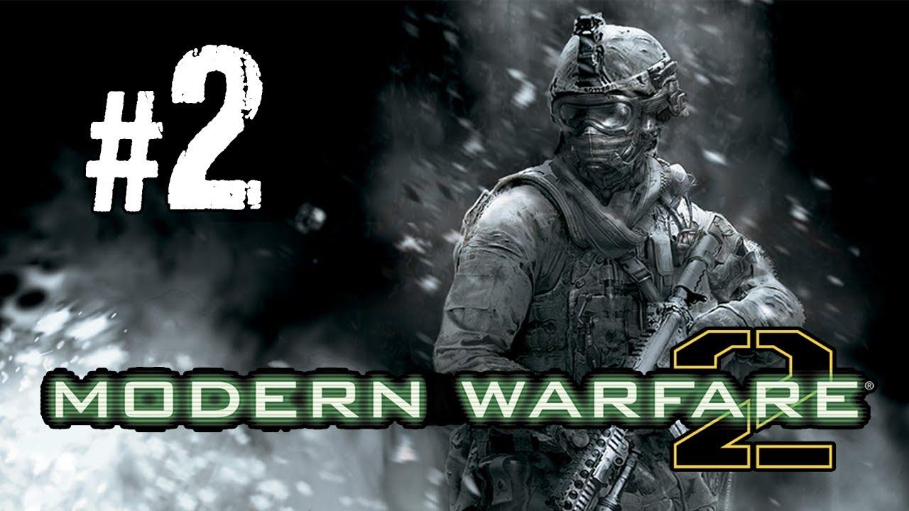 Прохождение warfare часть 2