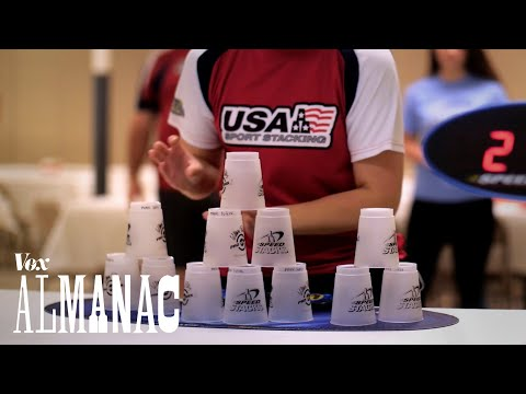Thumbnail: The incredible sport of cup stacking, explained