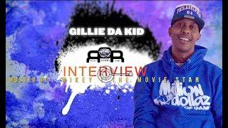 Gillie Da Kid On Turning Down Love & Hip Hop