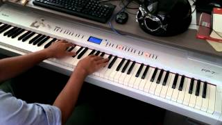 Stevie Wonder - You Are The Sunshine Of My Life [Piano - Klafmann]