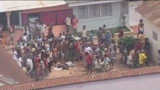 Riot breaks out in Sri Lankan prison - no comment