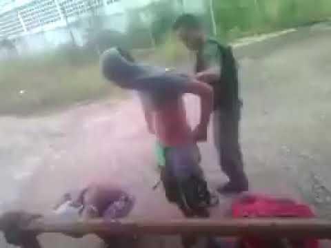 Venezuelan Military Torturing Civilians