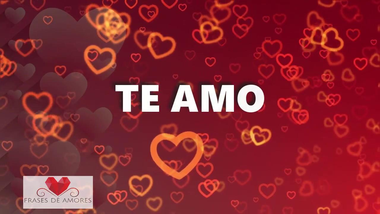 Te Amo Palabras De Amor Te Necesito Eres Todo Para Mi