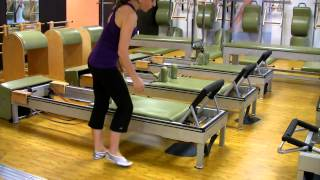 How to Lose Weight on a Pilates Reformer