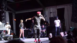 "Machel Montano ""Like A Boss"" Live in NYC On Da Soca Tip"