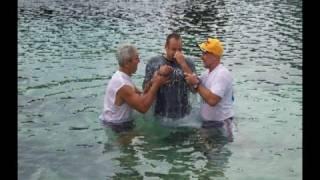 Baptism 2008