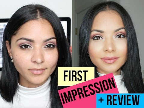 Review: NEW Makeup Forever Ultra HD Foundation | Diana Saldana