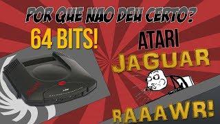 POR QUE NÃO DEU CERTO? Atari Jaguar
