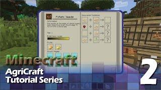 AgriCraft Tutorial #2 - Storage Journal